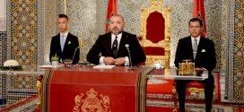 وزارة القصور الملكية تكشف عن توقيت خطاب الملك بمناسبة ثورة الملك والشعب