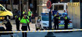 قتلى وجرحى في حادثة دهس جماعي ببرشلونة