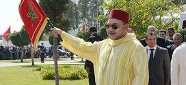 الملك محمد السادس يحتفل بعيد ميلاده الـ54 في مدينة المضيق