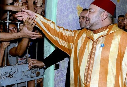 الملك محمد السادس يصدر عفوه على 477 شخصا بمناسبة عيد الشباب