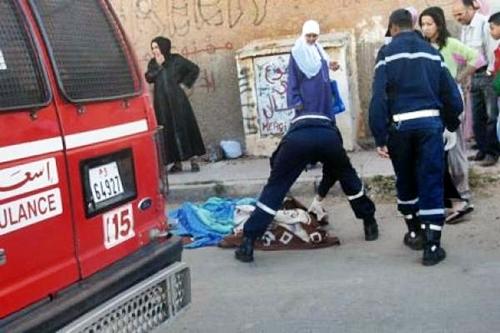 مصرع طفلة دهستها شاحنة بمدينة القصر الكبير