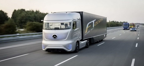 بريطانيا تبدأ العمل بشاحنات ذاتية القيادة في السنة المقبلة (2018)