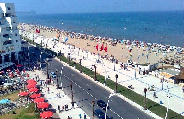 مرتيل تحتل المرتبة الأولى وطنيا في عدد الزوار خلال صيف 2017