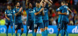 ريال مدريد يفوز على برشلونة بثلاثية في ذهاب كأس السوبر الأسبانية