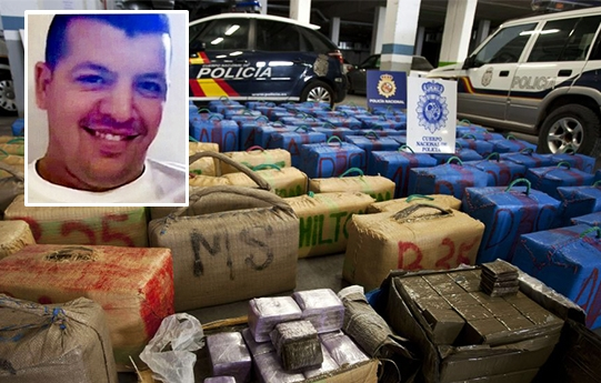 """الأمن الإسباني يعتقل بارون المخدرات الملقب بـ""""ميسي الحشيش"""" المغربي"""