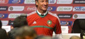 """المدرب الفرنسي """"هيرفي رونارد"""" يعلن رسميا رحيله عن المنتخب المغربي"""