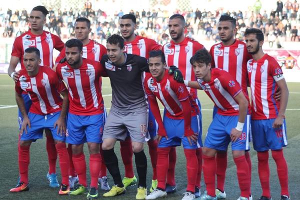 فريق المغرب التطواني يكتفي بالتعادل السلبي أمام مضيفه أولمبيك اسفي