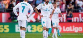 في خمسة أشهر فقط .. قصة سقوط ريال مدريد من القمة إلى القاع