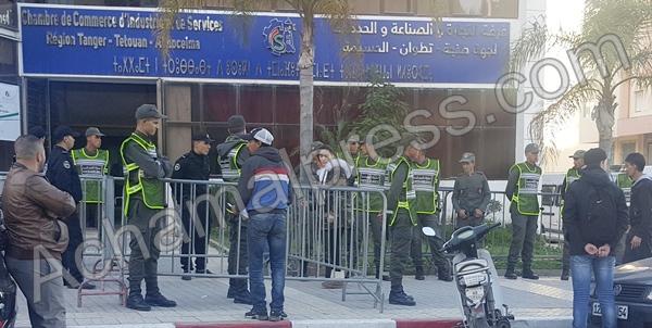 """""""البجيدي"""" يوجه انتقادات لاذعة للسلطات المحلية في طنجة"""