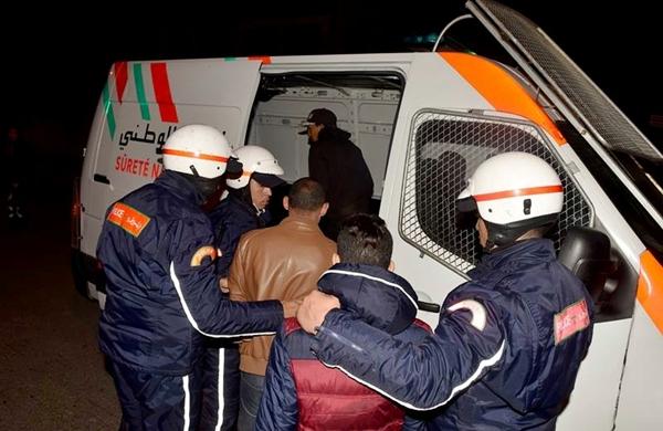 ضبط ثلاثة أشخاص على متن حافلة قادمة من طنجة بحوزتهم 3000 قرص مخدر