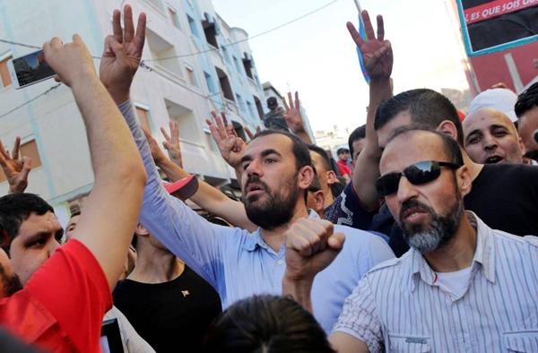 """""""الحرية الآن"""" تطالب بإطلاق سراح معتقلي حراك الريف والاعتذار لهم"""