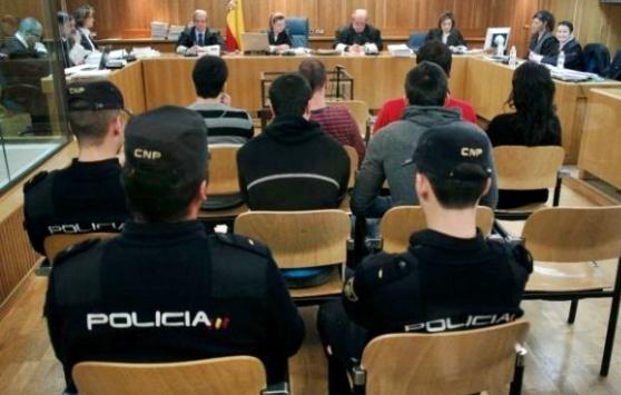 22 سنة سجنا لضابط في الحرس المدني الاسباني قتل مغربيا رميا بالرصاص