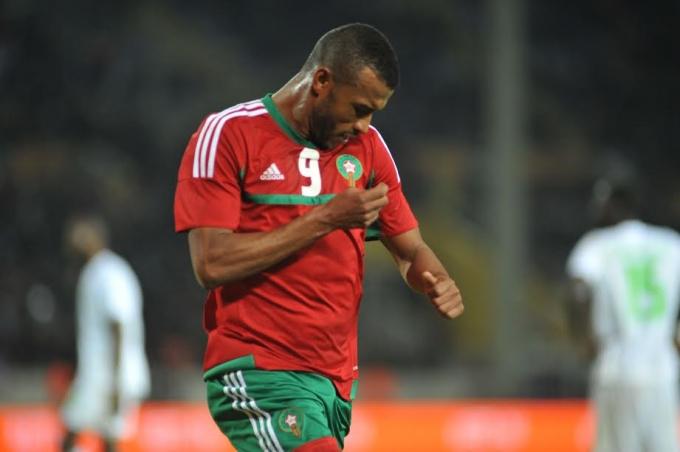 """المنتخب المغربي يعول على أهداف الكعبي لإحراز بطولة """"الشأن"""""""