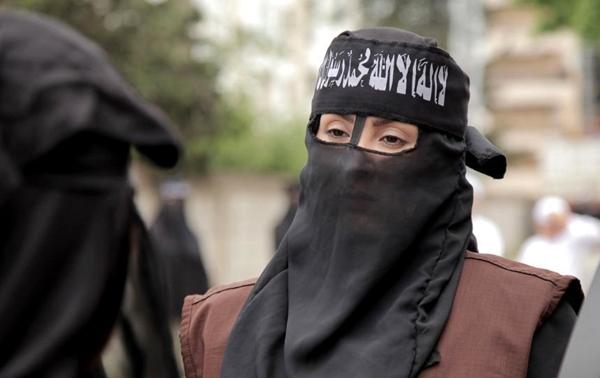 مرصد الشمال: 150 امرأة داعشية عادت الى المغرب مند بداية 2017