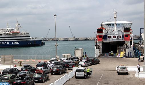 جامعة النقل تستنكر التضييق على مسؤولة بميناء طنجة المتوسط