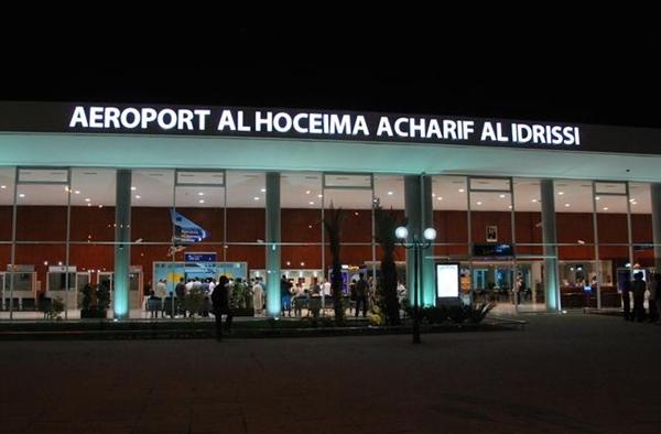 ارتفاع حركة النقل الجوي بمطار الشريف الإدريسي بالحسيمة خلال 9 أشهر
