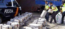 """حجز 7.5 طن من """"الحشيش"""" واعتقال 10 شخصا ضمن شبكة لتهريب المخدرات باسبانيا"""
