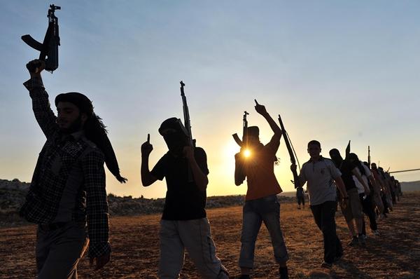 """المغاربة من بين أكثر المقاتلين الأجانب في صفوف """"داعش"""""""