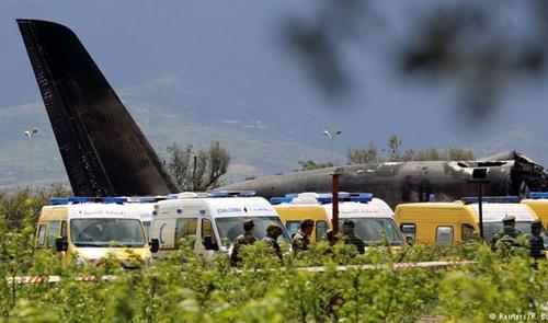 """حادث تحطم الطائرة يفضح """"التواطؤ المؤكد"""" للجزائر مع انفصاليي """"البوليساريو"""""""