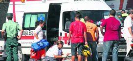 مصرع عامل مغربي سقط من الطابق الثالث لعمارة في طور البناء بإسبانيا