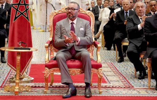 جلالة الملك يترأس حفل تقديم برامج تثمين المدن العتيقة