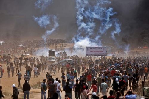 ارتفاع عدد ضحايا مجزرة الاحتلال الإسرائيلي في قطاع غَزَّة إلى 60 شهيدا 2771 جريح