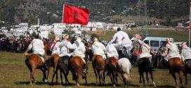 """مهرجان """"ماطا"""" يحيي تراث الفروسية لقبائل جبالة بإقليم العرائش"""