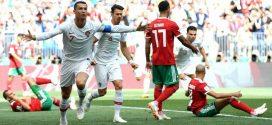 المنتخب المغربي يودع كأس العالم بعد هزيمته الثانية أمام البرتغال