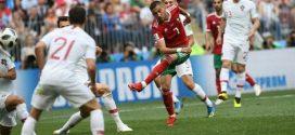 """""""الفيفا"""" يفتح تحقيقا في مباراة المغرب والبرتغال بسبب تقنية الفيديو"""