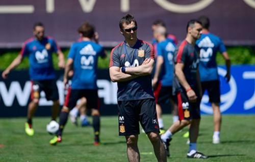 الاتحاد الإسباني لكرة القدم يقيل لوبتيجي ساعات قبل انطلاق المونديال