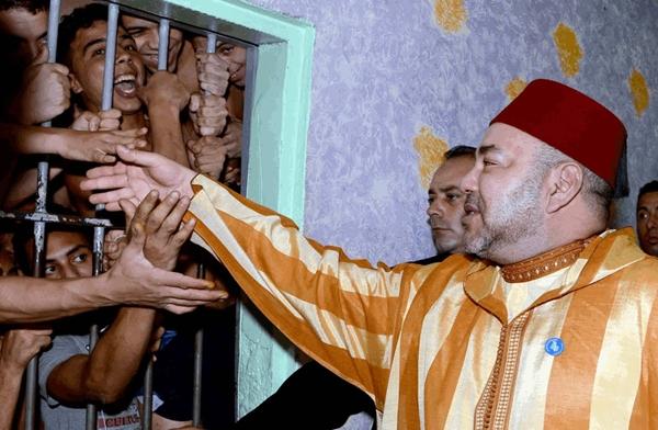 الملك يصدر عفوه السامي على 300 شخصا بمناسبة عيد المولد النبوي الشريف