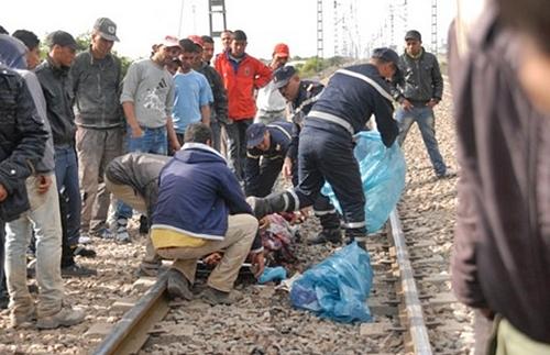 ثلاثينية تضع حدا لحياتها تحت عجلات القطار بمدينة أصيلة