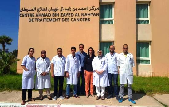 طنجة تشهد إجراء أول علاج إشعاعي لسرطان الرحم بالمغرب