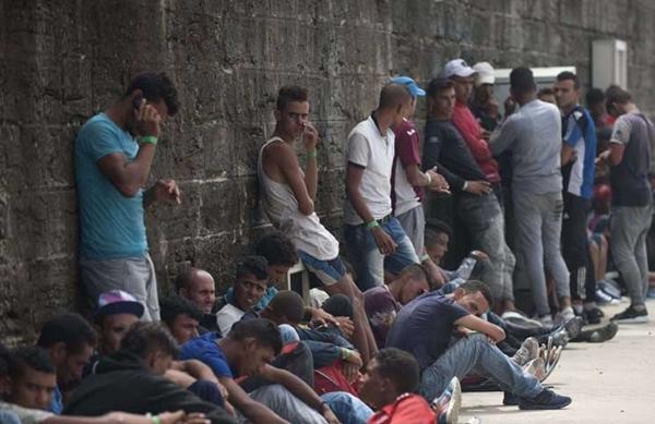 اسبانيا تعلن وجود 10 آلاف مهاجر قاصر بدون ذويهم على أراضيها
