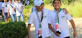 أطفال القدس يزورون ميناء طنجة المتوسط وعدد من المعالم السياحية بالمدينة