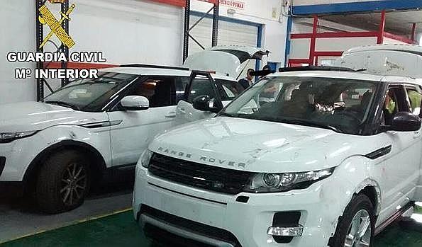 إسبانيا تفكك شبكة لسرقة السيارات الفارهة واسترجاع 121 سيارة من المغرب