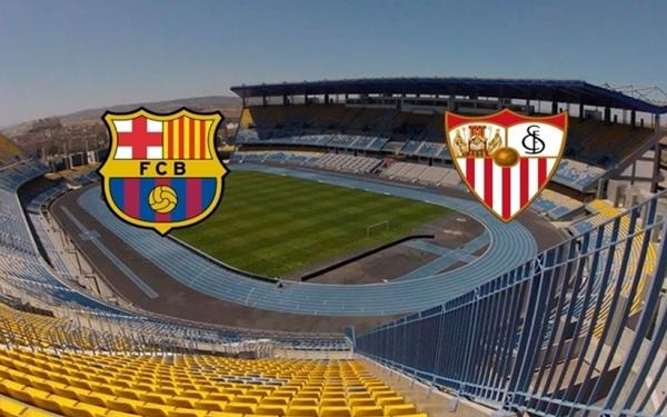 الاتحاد الاسباني يعين حكم مباراة السوبر بين برشلونة واشبيلية بطنجة