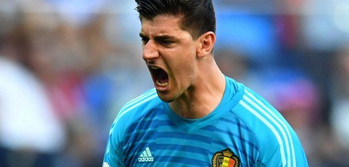 رسمياً. ريال مدريد يعلن انتقال الحارس البلجيكي لصفوفه من تشيلسي لست سنوات