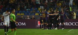 """""""فالفيردي"""" يشكر الجماهير المغربية على دعم ومساندة برشلونة بملعب طنجة"""