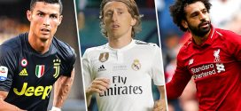 الفيفا يعلن رسميا عن الثلاثي المرشح للجائزة أفضل لاعب في العالم