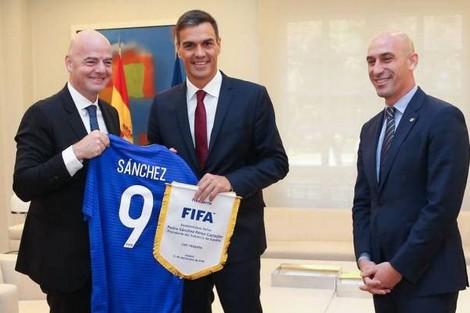إسبانيا تدرس تقديم ملف مشترك مع المغرب لتنظيم مونديال 2030