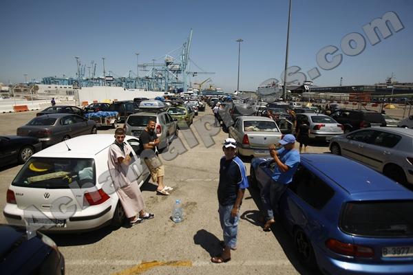 بنعتيق: الاكتظاظ الذي عرفه ميناء طنجة المتوسط نهاية غشت ناتج عن ظروف استثنائية