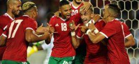 المنتخب المغربي يفوز بهدف قاتل على جزر القمر في تصفيات أمم افريقيا