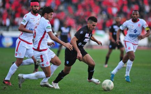 اتحاد طنجة يودع مسابقة كأس العرش على يد الوداد البيضاوي