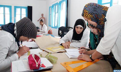 المركز الاجتماعي الثقافي بمرتيل.. محترف لصقل المهارات لإدماج أفضل في سوق الشغل