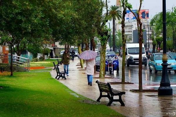 مدن الشمال تسجل أدنى نسبة في مقاييس التساقطات المطرية خلال 24 ساعة