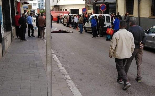 حوادث الانتحار مستمرة في طنجة.. ثلاثيني يلقي بنفسه من الطابق الرابع