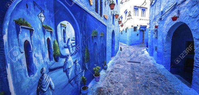 اختيار شفشاون المدينة العربية الوحيدة ضمن قائمة أجمل شوارع العالم