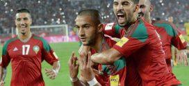 المنتخب الوطني المغربي يتراجع ثلاثة مراكز في تصنيف الفيفا الشهري
