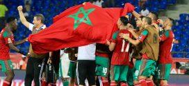 المنتخب الوطني المغربي يتأهّل رسميا إلى نهائيات كأس إفريقيا 2019